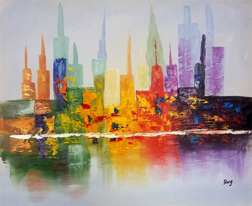 colorfull city new 1